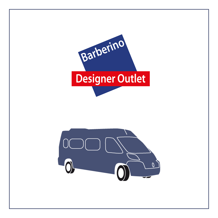 Outlet Barberino Toscana Shopping Tour NCC CapCosepuri - icon
